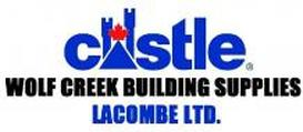 Castle Wolf Creek Building Supplies Logo