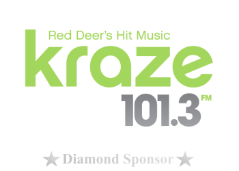 Kraze 101-3 FM - Lacombe Days Diamond Sponsor